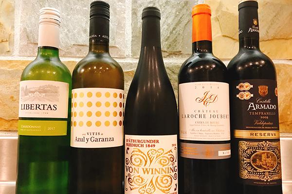 旭川 ラトリエK/Latelier-k ワイン