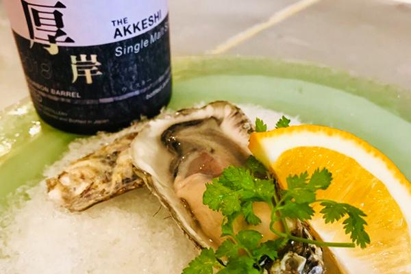 旭川 ラトリエK/Latelier-k 厚岸の牡蠣